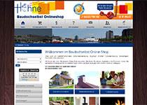 Baudochselbst Shop (OXID eShop)