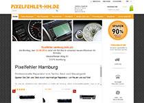 Pixelfehler Hamburg (Shopware CE)