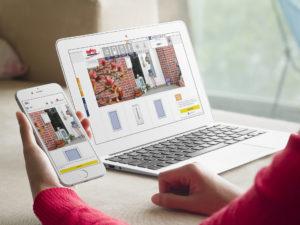 PANTO Bauelemente Onlineshop auf Basis von Shopware 5